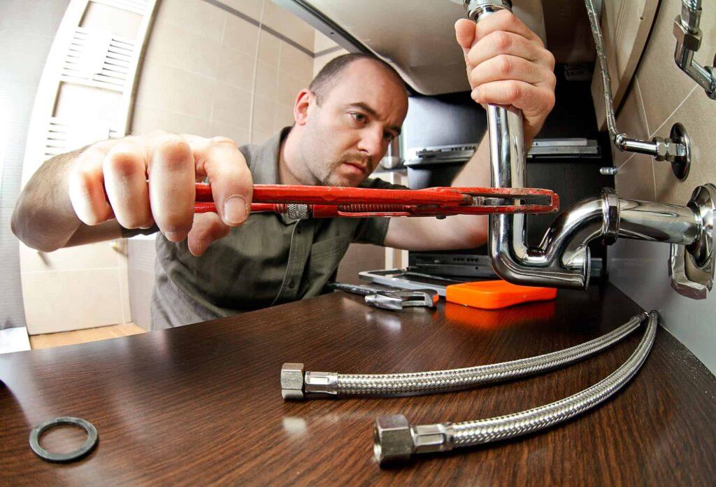 plumbing repairs plumber