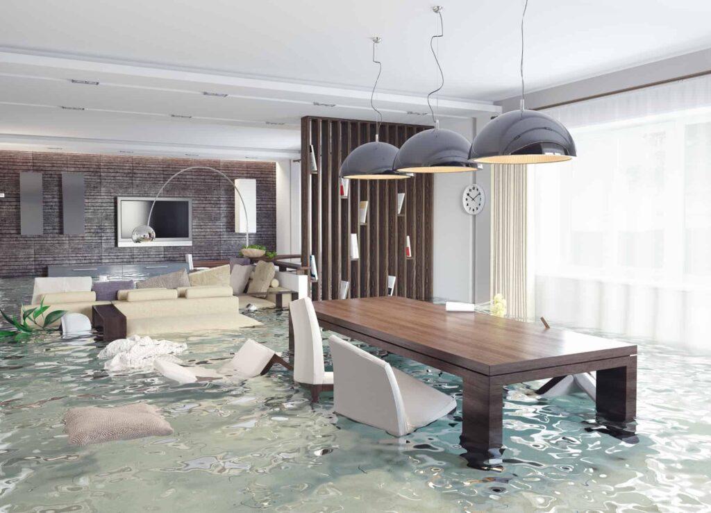 flooding house help Plumber